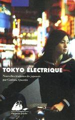 Couverture Tokyo électrique