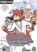 Jaquette Spy Fox 2 : Opération Robot-expo