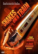 Affiche Snakes on a Train
