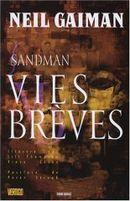 Couverture Vies brèves - Sandman, tome 7