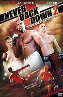 Affiche Never Back Down 2: The Beatdown