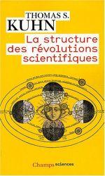 Couverture La Structure des révolutions scientifiques