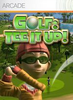 Jaquette Golf : Tee It Up
