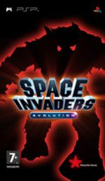 Jaquette Space Invaders Evolution
