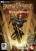 Jaquette Dungeon Siege II: Broken World