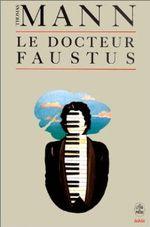 Couverture Le Docteur Faustus