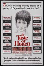 Affiche Un goût de miel