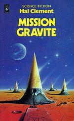 Couverture Mission gravité