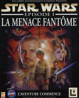 Jaquette Star Wars : Épisode I - La Menace fantôme