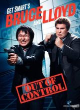 Affiche Max la Menace : Bruce et Lloyd se déchaînent