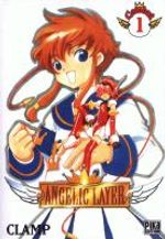 Couverture Angelic Layer