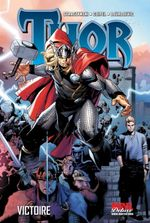 Couverture Victoire - Thor, tome 2