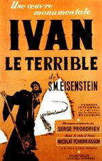 Affiche Ivan le Terrible