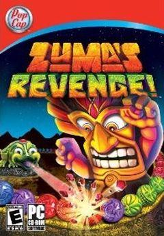 Jaquette Zuma's Revenge