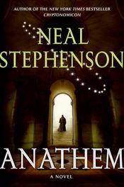 Couverture Anathem
