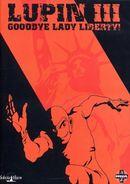 Affiche Lupin III: Goodbye Lady Liberty