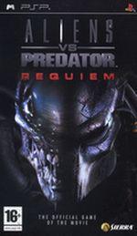 Jaquette Aliens vs. Predator Requiem