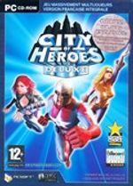 Jaquette City of Heroes