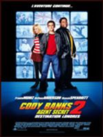 Affiche Cody Banks, agent secret 2 : Destination Londres