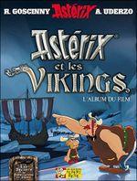 Couverture Astérix et les Vikings : L'Album du film