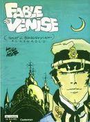 Couverture Fable de Venise - Corto Maltese, tome 7