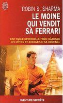 Couverture Le moine qui vendit sa Ferrari