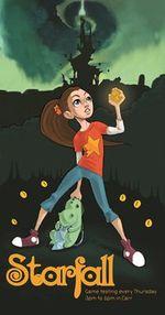 Jaquette Starfall: Alyssa's Adventure
