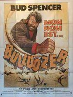 Affiche Mon nom est Bulldozer