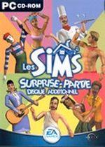 Jaquette Les Sims : Surprise-partie