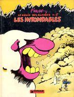 Couverture Les Intondables - Le Génie des alpages, tome 5