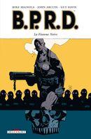 Couverture La Flamme Noire - B.P.R.D., tome 5
