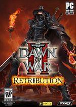 Jaquette Warhammer 40,000 : Dawn of War II - Retribution
