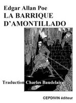Couverture La barrique d'Amontillado