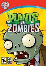 Jaquette Plantes contre Zombies