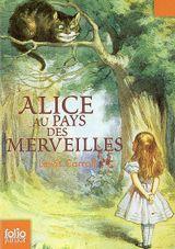Couverture Les Aventures d'Alice au pays des merveilles