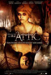 Affiche The Attic