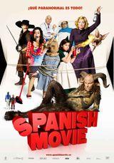 Affiche Spanish Movie