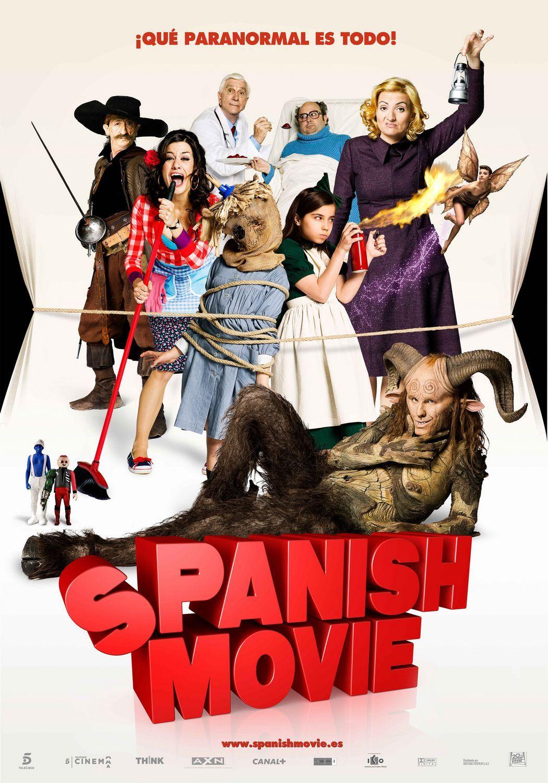 parodie film espagnol