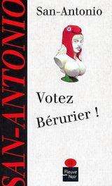 Couverture Votez Bérurier !