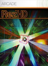 Jaquette Rez HD
