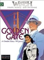 Couverture Golden Gate - Largo Winch, tome 11