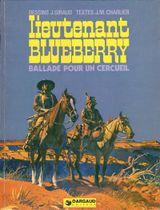 Couverture Ballade pour un cercueil - Blueberry, tome 15