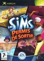 Jaquette Les Sims : Permis de sortir