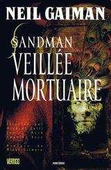 Couverture Veillée mortuaire - Sandman, tome 10
