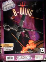 Jaquette Star Wars : X-Wing - B-Wing