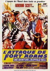 Affiche Buffalo Bill, le héros du Far-West
