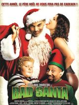 Affiche Bad Santa