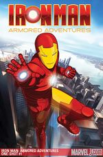 Affiche Iron Man: Armored Adventures