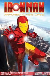 Affiche Iron Man: Armored Adventures
