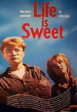 Affiche Life is Sweet